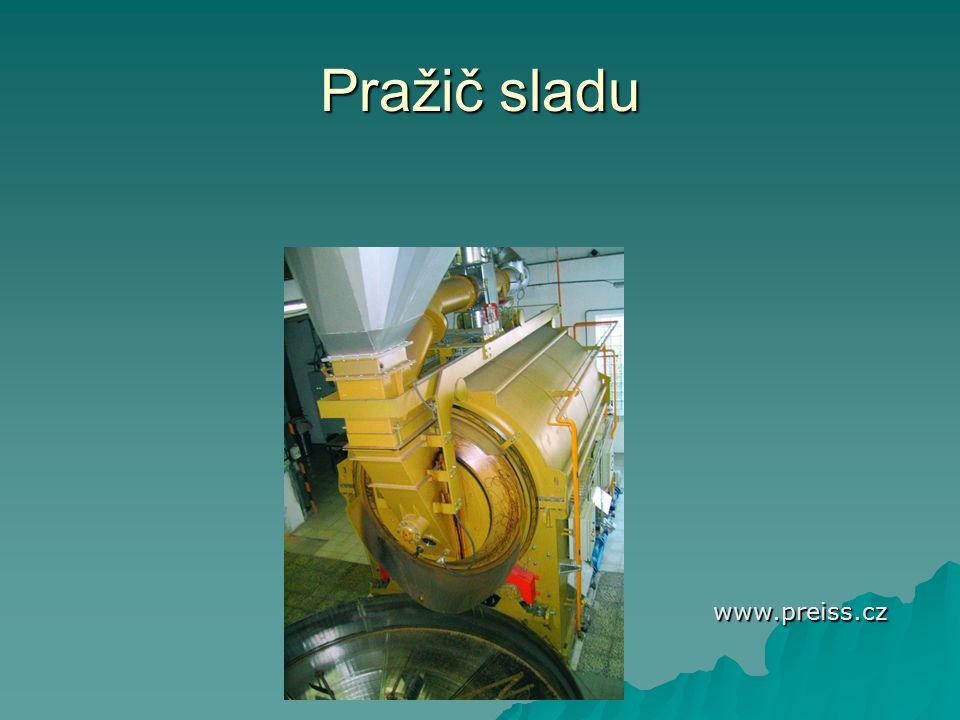 Pražič sladu www.preiss.cz