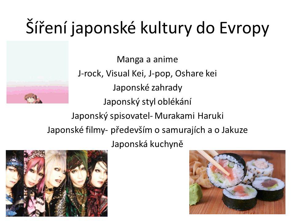 Když přijede Evropan do Japonska, bude mu připadat všechno naopak.
