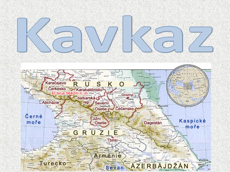 Vybarvěte stejnou barvou, co k sobě patří Arménie světová naleziště ropy světová ložiska manganu světový vývozce diamantů a mědi Baku Jerevan Tbilisi Ázerbajdžán Gruzie