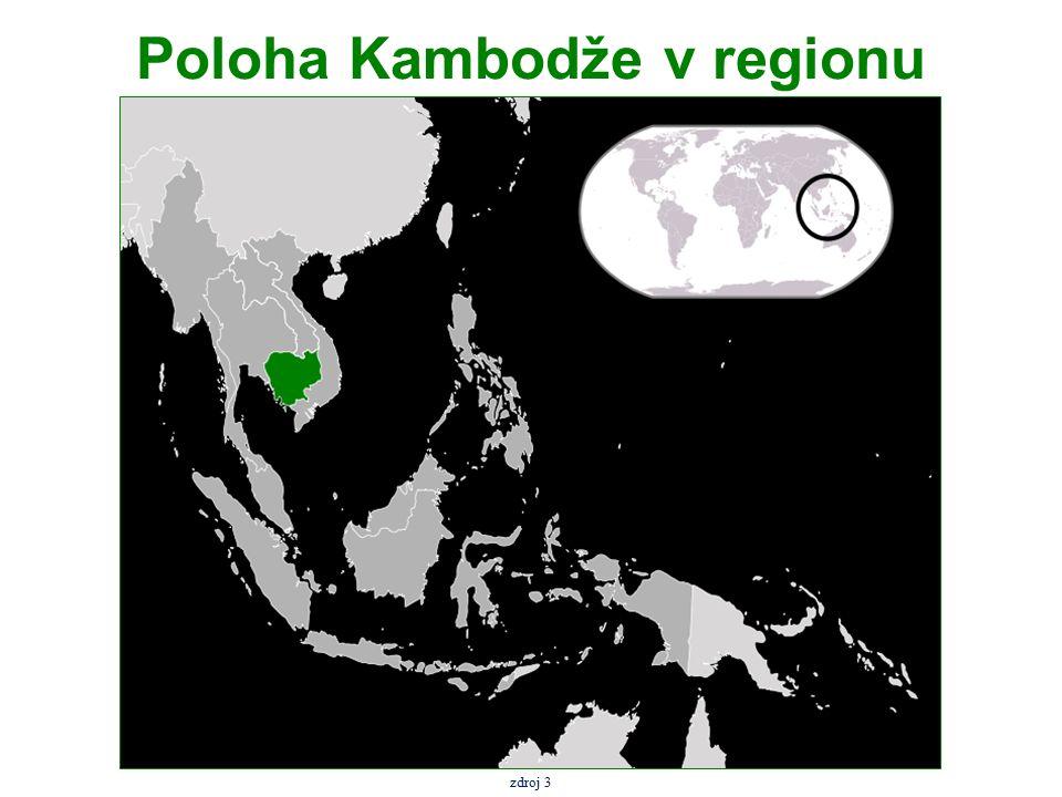 Kambodža 181 035 km 2 14 455 000 obyvatel Phnom Penh 1 300 000 obyvatel Monument Nezávislosti v hlavním městě zdroj 4