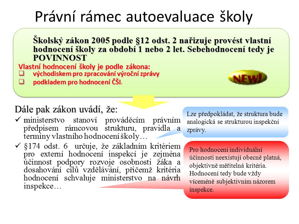 - 14 - Pro hodnocení individuální účinnosti neexistují obecně platná, objektivně měřitelná kritéria.