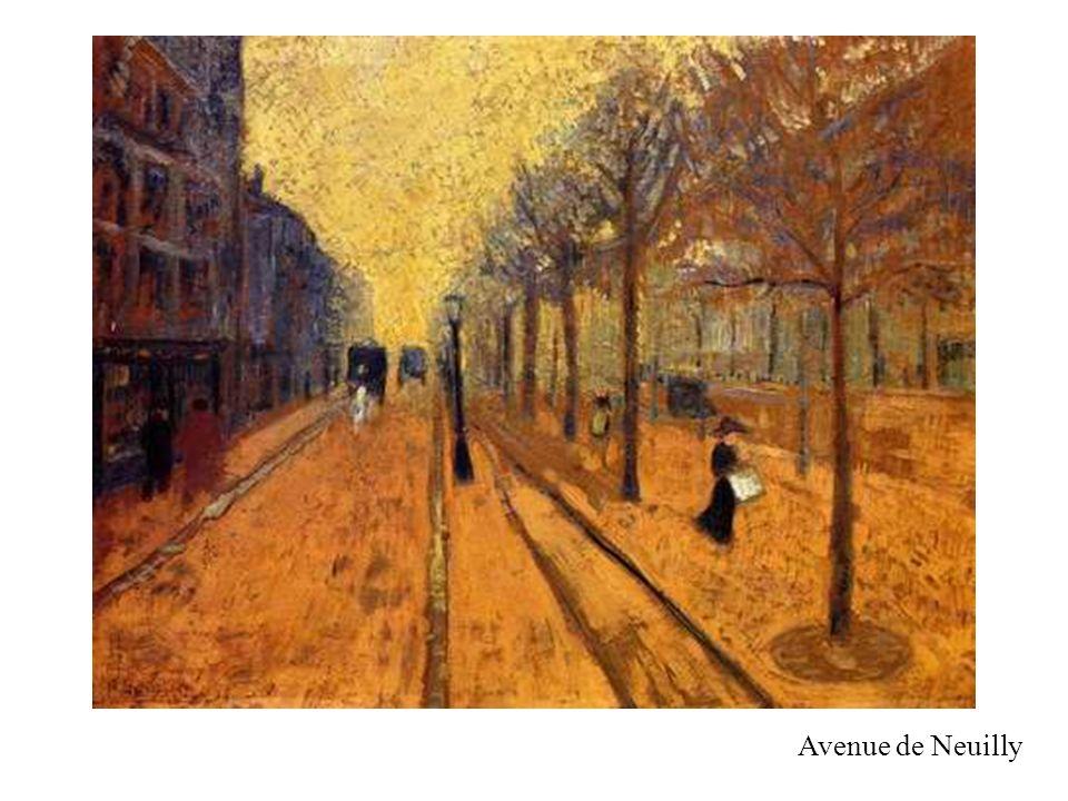 Avenue de Neuilly