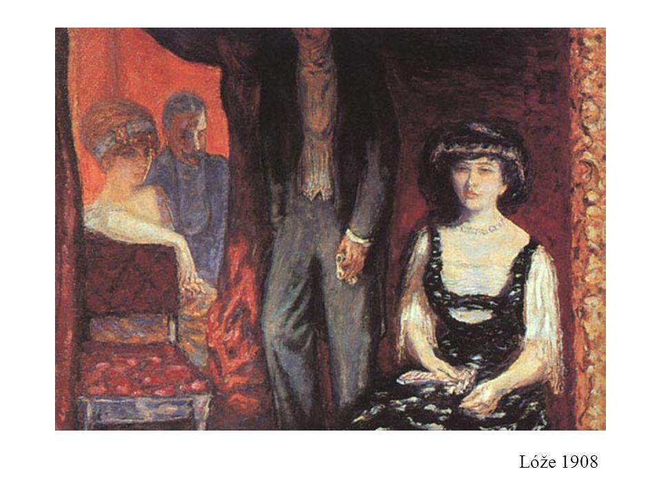 Lóže 1908