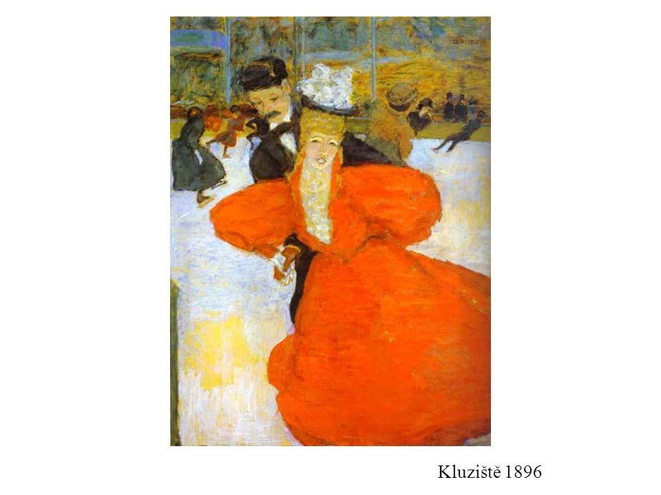 Kluziště 1896
