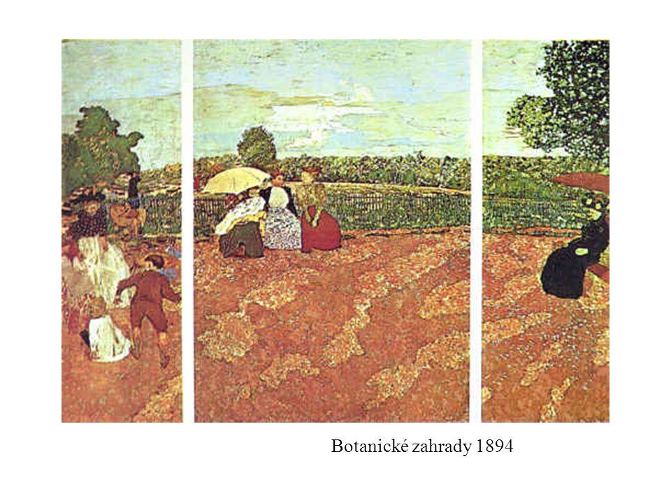Botanické zahrady 1894
