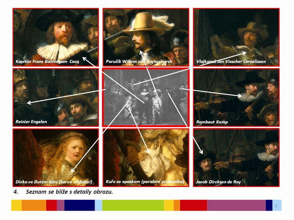 6 03 4. Seznam se blíže s detaily obrazu.