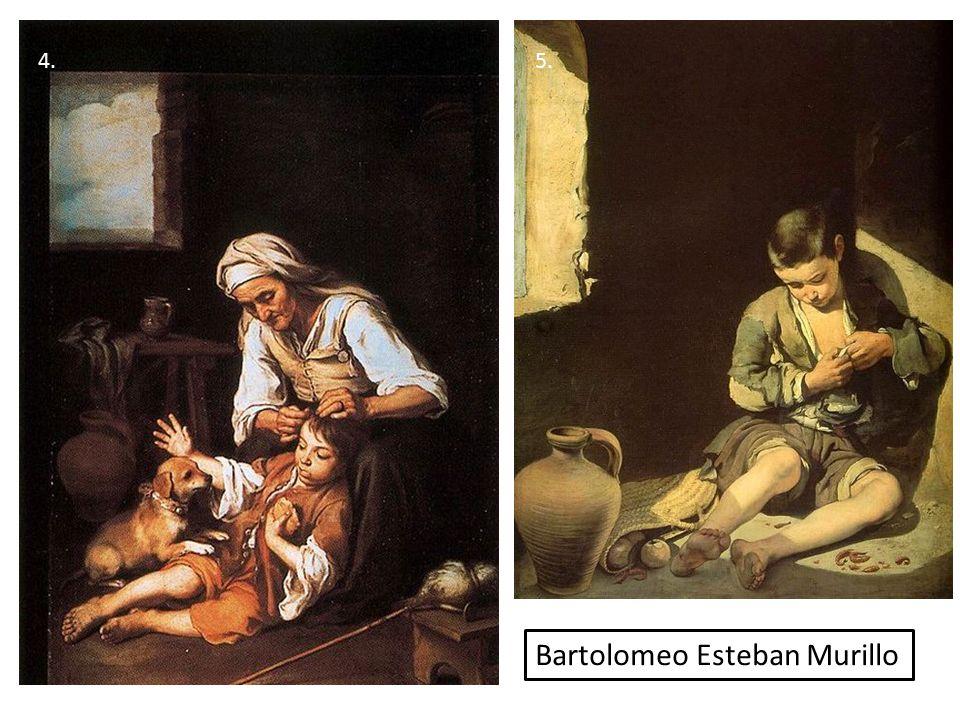 4.5. Bartolomeo Esteban Murillo