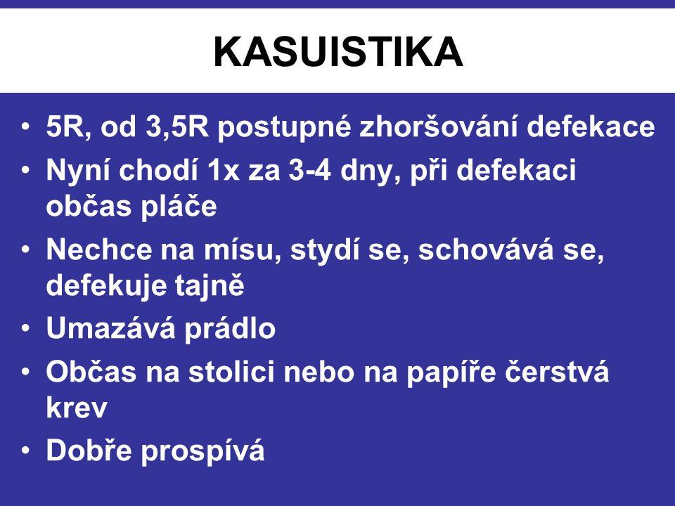 Dlouhodobá terapie Voskuijl W et al. Gut 2004;53:1590–4.