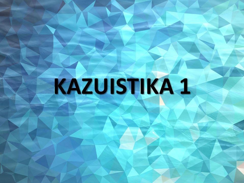 KAZUISTIKA 1