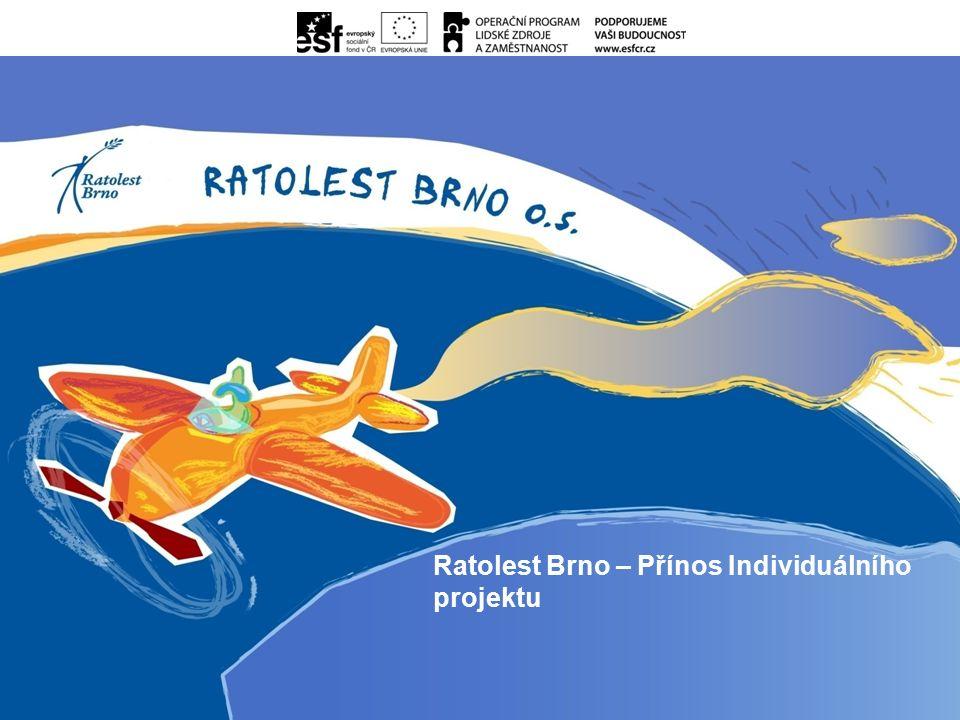 Téma prezentace Ratolest Brno – Přínos Individuálního projektu