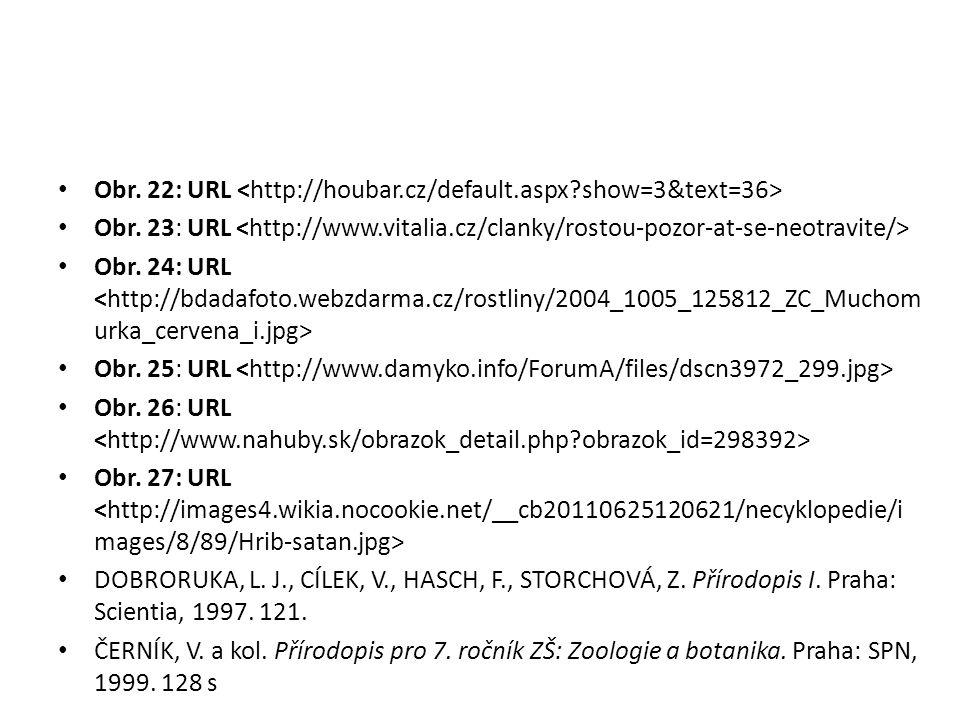 Obr. 22: URL Obr. 23: URL Obr. 24: URL Obr. 25: URL Obr.