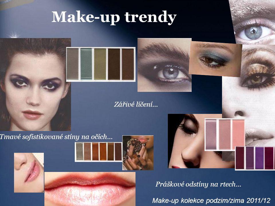 Make-up kolekce podzim/zima 2011/12 Vizuál Sothys Sothys představuje kolekci líčení pro podzim/zimu 2011/12: Zářivá atmosféra kabaretu Radostný a energický styl, zároveň však elegantní Přitažlivý make-up trend Barevný vizuál