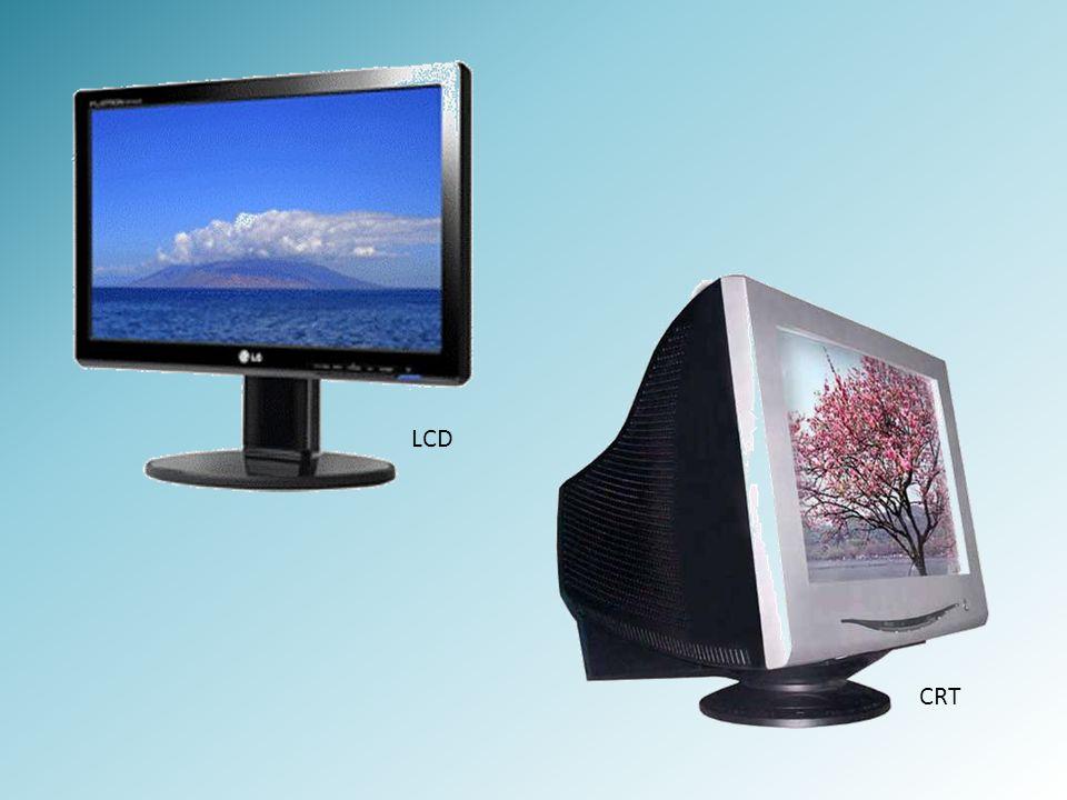 Základní parametry Úhlopříčka – Velikost monitoru se udává v palcích Rozlišení obrazovky – Rozlišení se udává v pixelech (px) – Jde o maximální zobrazitelný počet bodů (px) -> z toho vyplývá kvalita obrazu Doba odezvy – Udává se v jednotkách milisekund (ms) – rychlost zobrazení bodu Vstupy – Používají se D-sub, DVI či HDMI