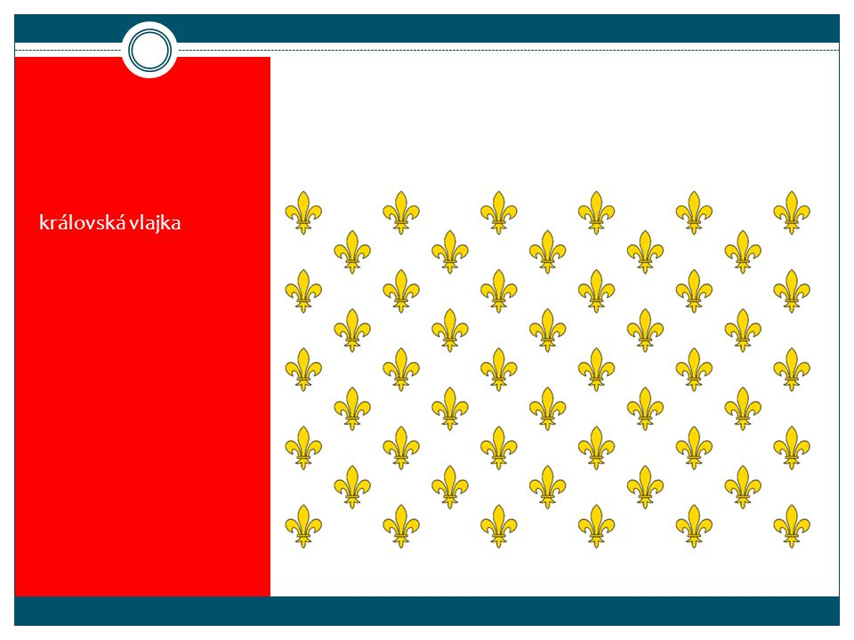královská vlajka