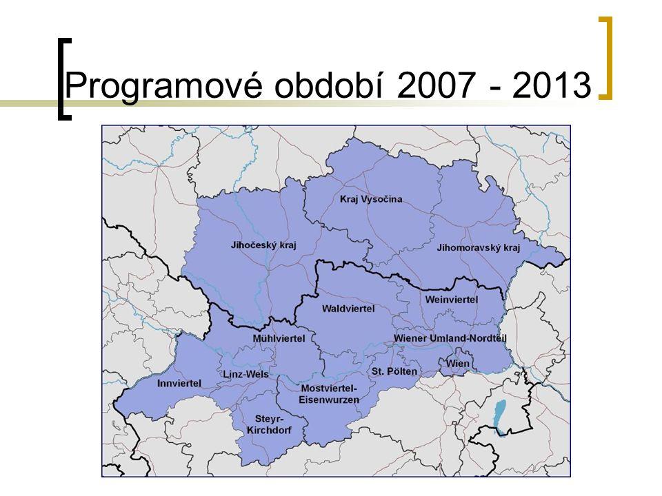 Programové období 2007 - 2013