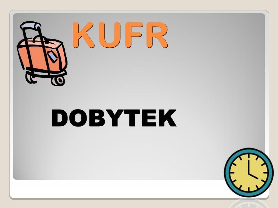 KUFR DOBYTEK