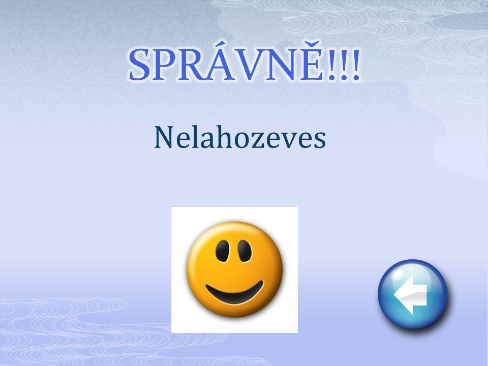 Nelahozeves