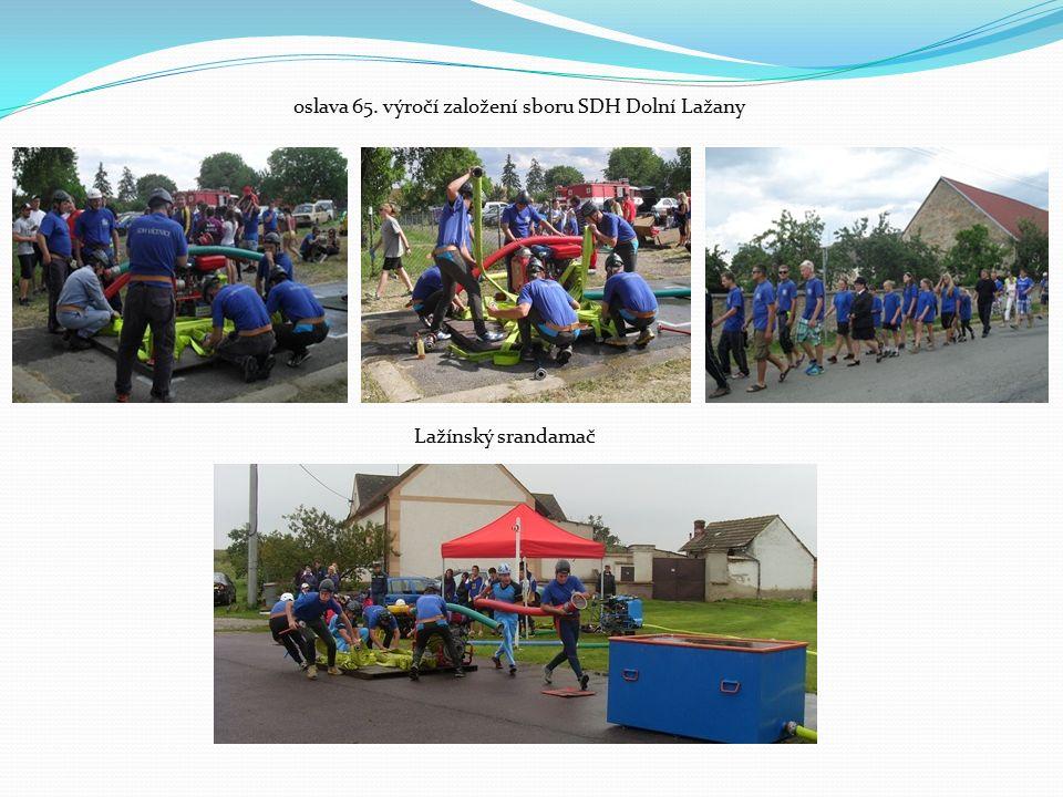 Družstvo mladých hasičů bylo založeno v roce 2013