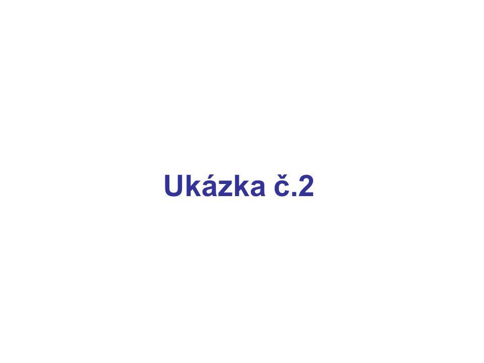 W.A.Mozart – Requiem (Lacrimosa) Sopránový part ve větším smíšeném sboru: soprán, alt, tenor, bas Jiná hudební forma Vybraná hudební fráze zahrnuje širší škálu dynamiky hlasu Zpěv s doprovodným orchestrem Téma je závažné, hudební vyjádření náročnější Vyšší nároky na hlasovou techniku a interpretaci