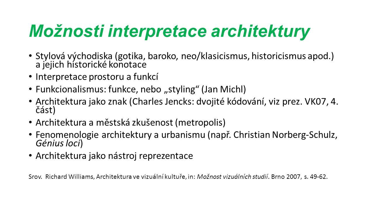 Teorie architektury v antice Jediný dochovaný starověký spis na toto téma Vitruvius (Pollio), De Architectura libri decem, 1.