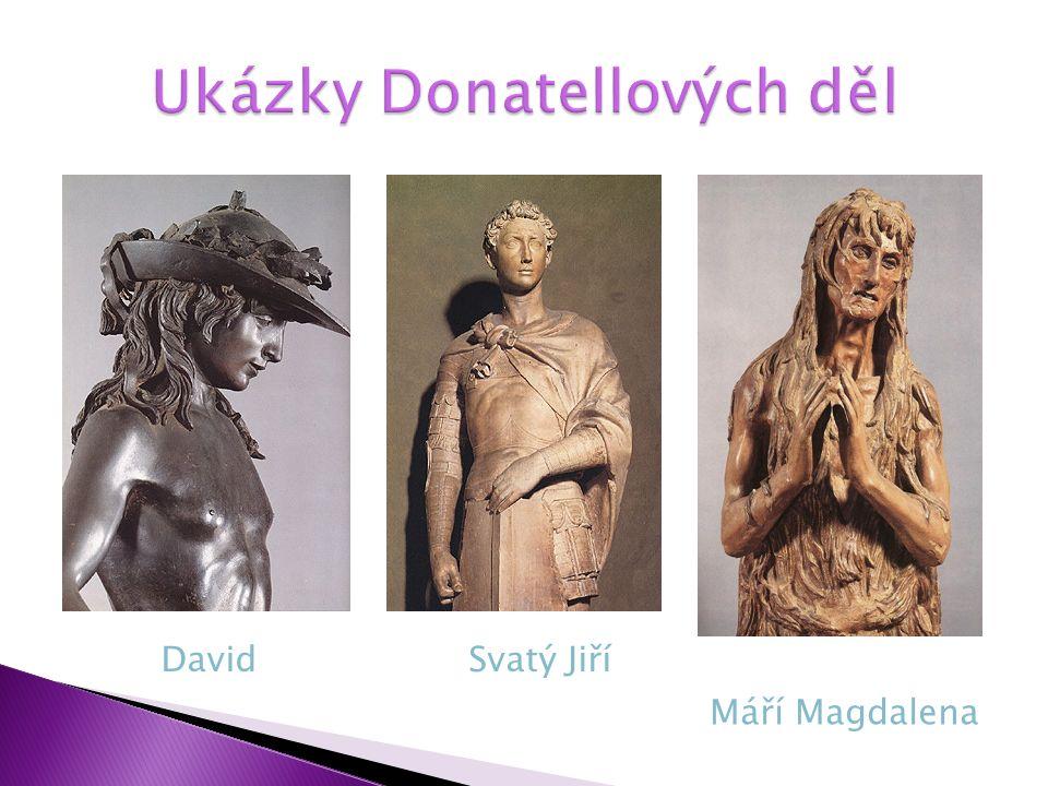 DavidSvatý Jiří Máří Magdalena