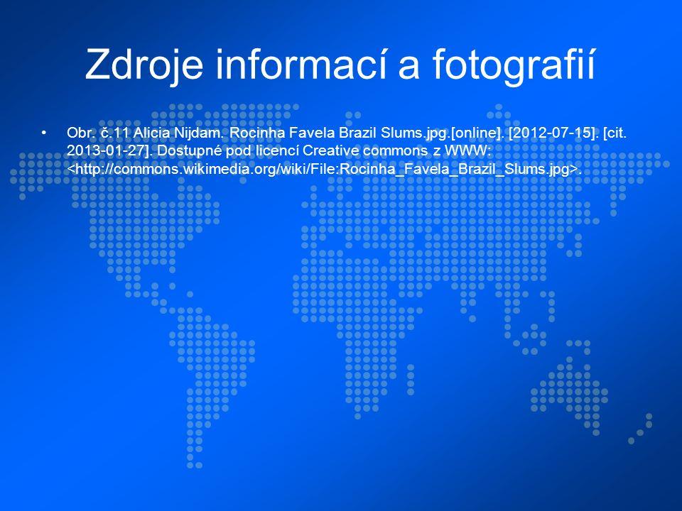 Zdroje informací a fotografií Obr. č.11 Alicia Nijdam.