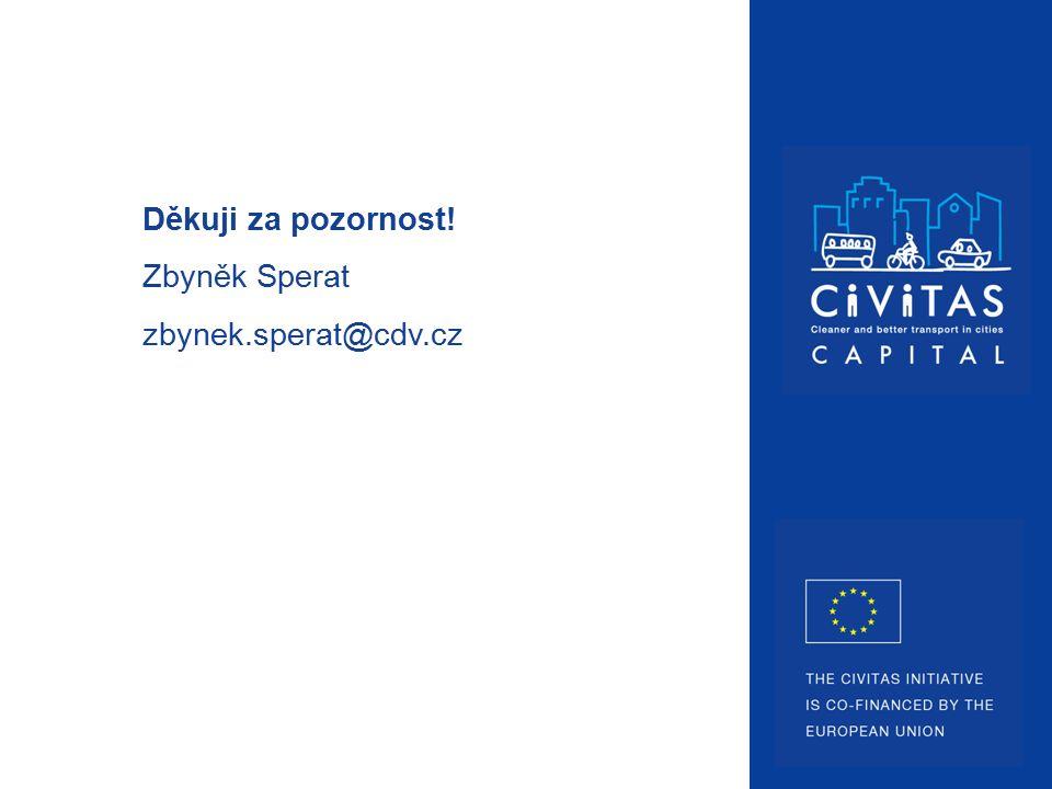 Děkuji za pozornost! Zbyněk Sperat zbynek.sperat@cdv.cz