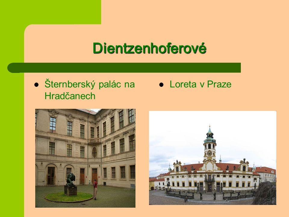 Barokní památky v UNESCO Sloup Nejsvětější Trojice v Olomouci kostel sv.