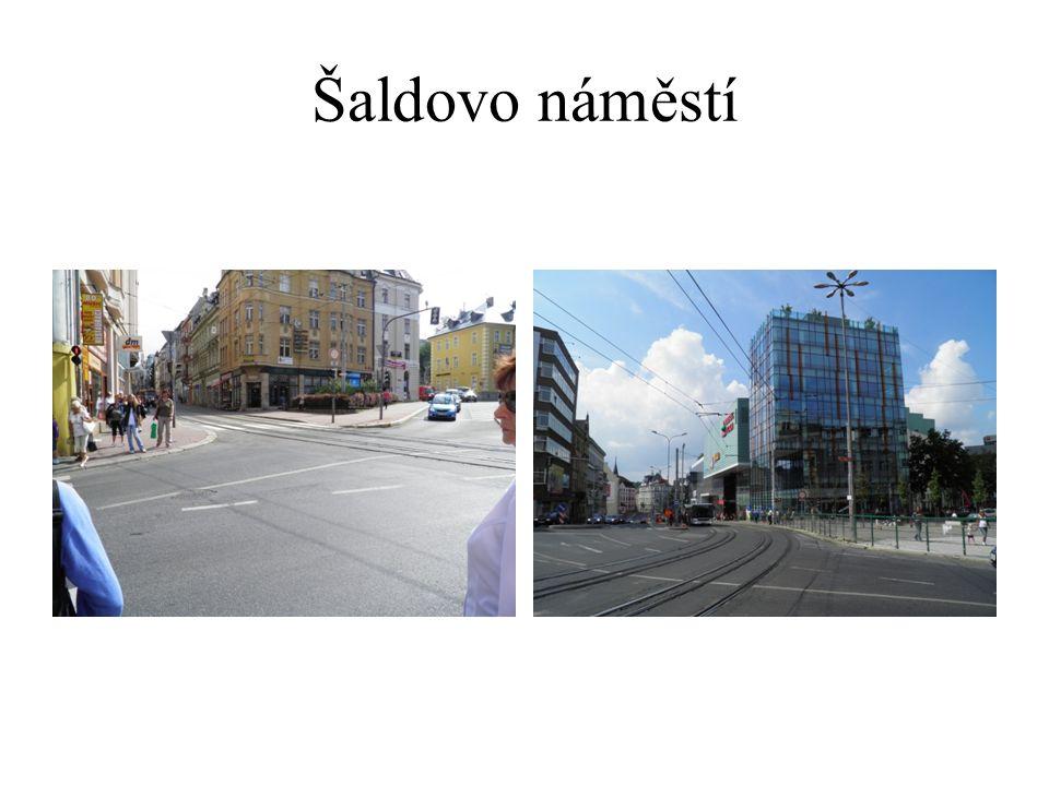 Šaldovo náměstí