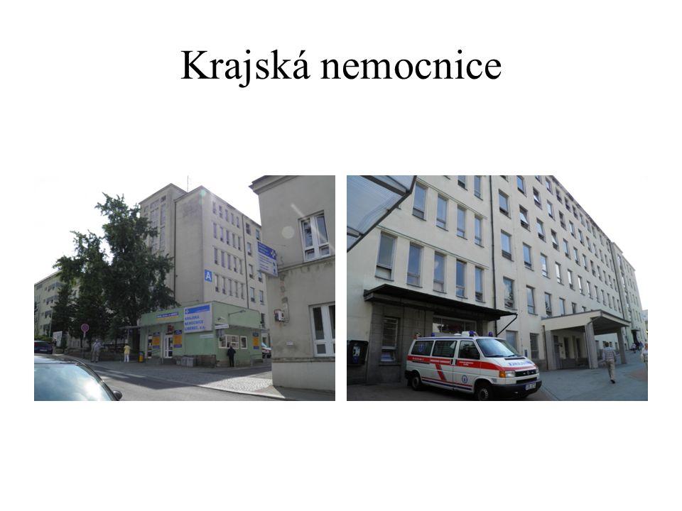 Krajská nemocnice