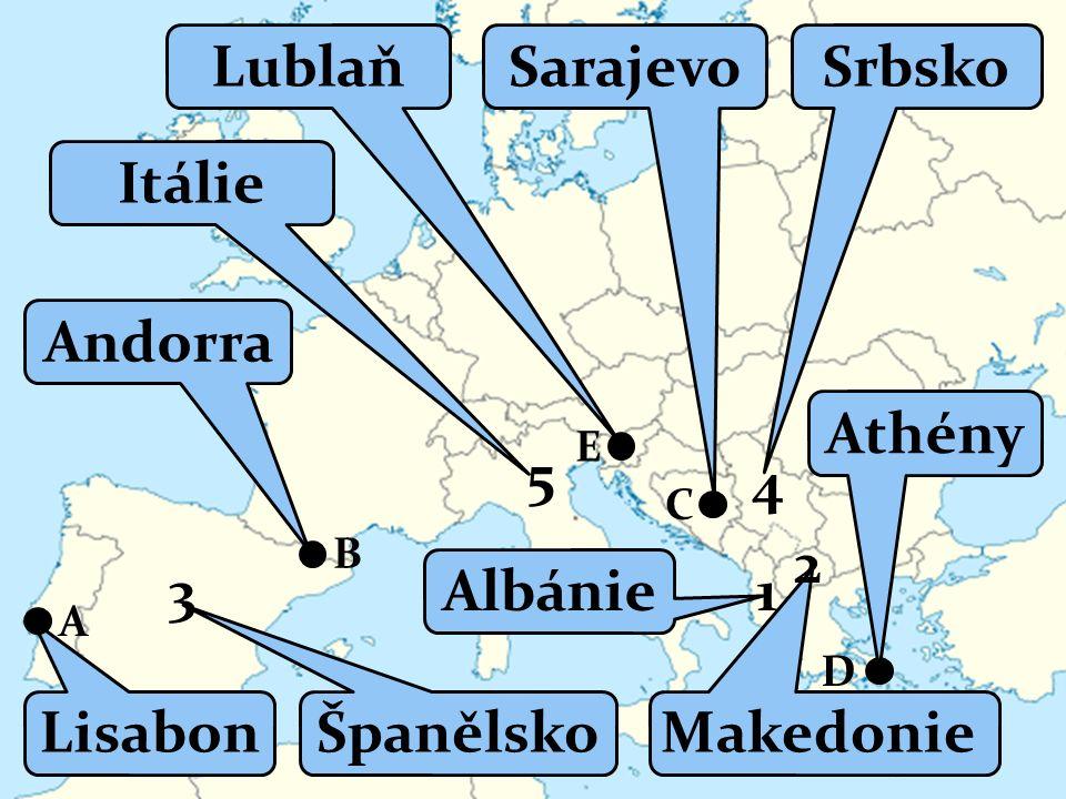 Většina států jižní Evropy je omývána Středozemním mořem. Největším státem jižní Evropy je Španělsko. Uvnitř Itálie leží dva státy San Marino a Vatiká