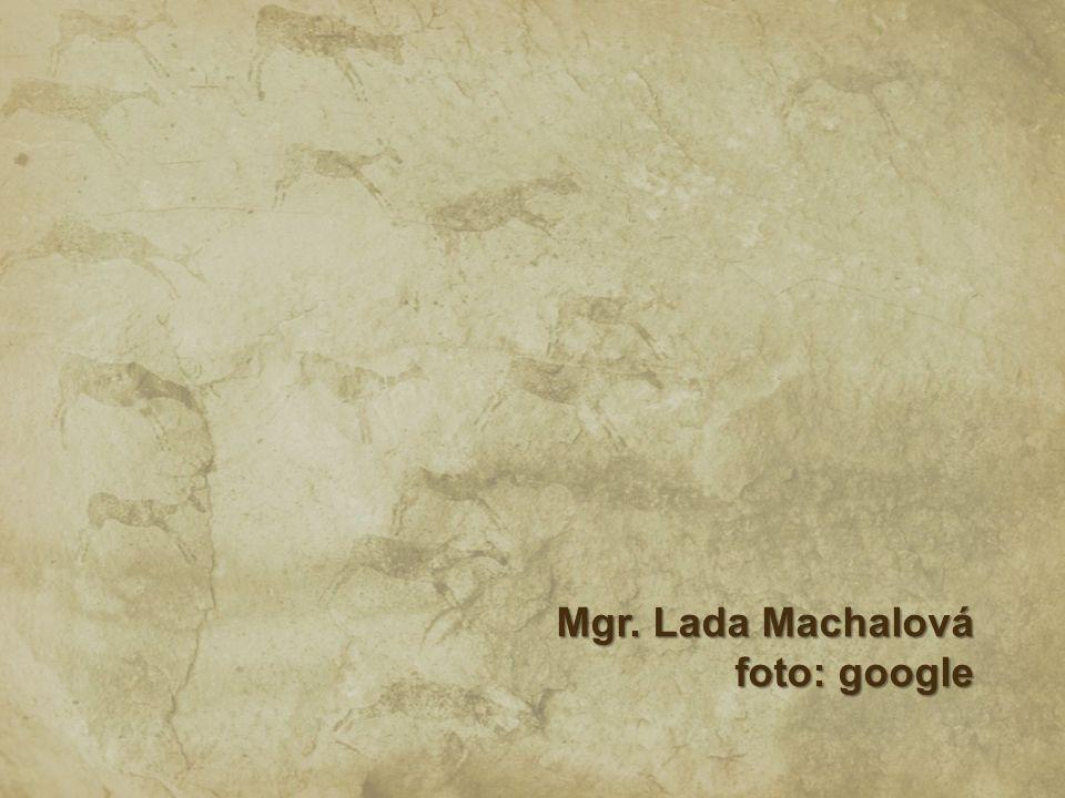 Mgr. Lada Machalová foto: google