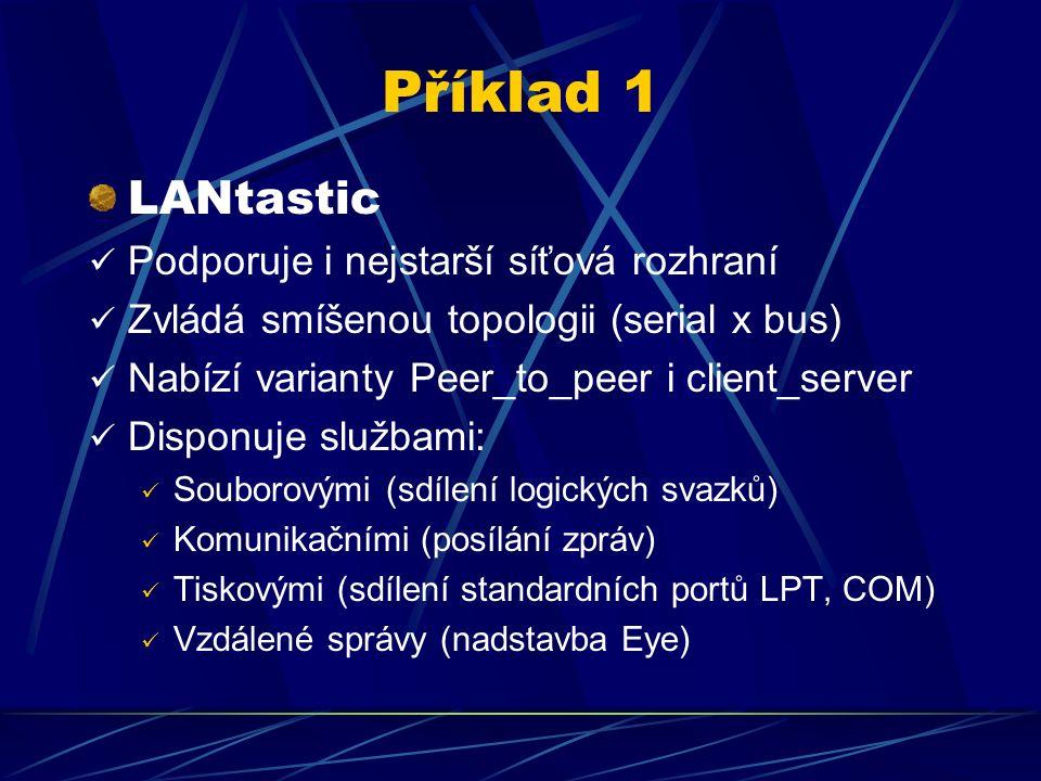 Vznik síťových OS (NIOS) Rozvoj sítí a potřeba unifikace nabízených služeb přináší potřebu vzniku specializované části OS Základní vlastností NIOS je nabídka síťových prostředků obdobným způsobem, jako prostředků lokálních Z pohledu aplikací (uživatelů) jde pouze o rozšíření nabízených lokálních prostředků PC o prostředky síťové Vznik NIOS přináší bouřlivý rozvoj služeb