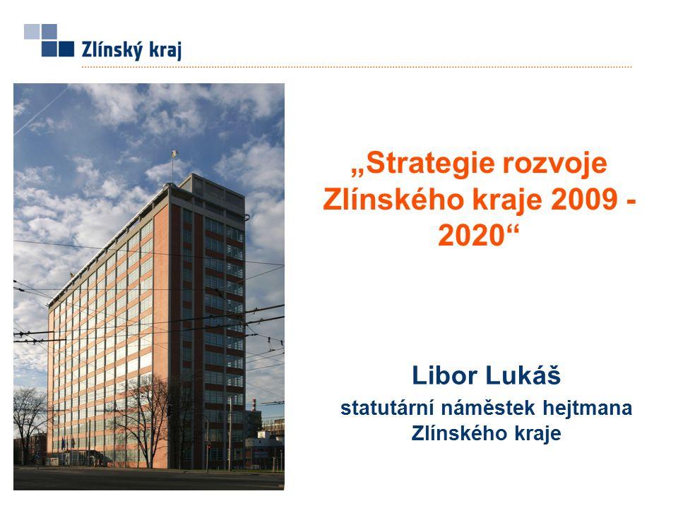 42 Libor Lukáš statutární náměstek hejtmana Zlínského kraje libor.lukas@kr-zlinsky.cz DĚKUJI VÁM ZA POZORNOST!