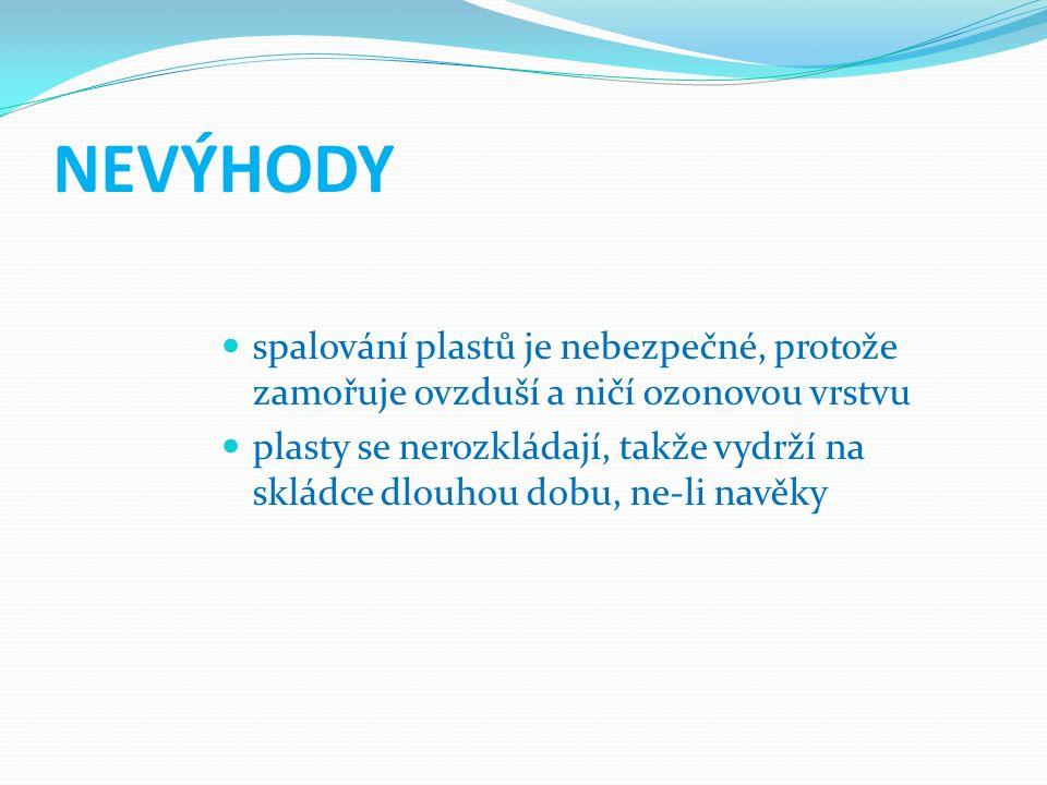 Zdroje: http://www.aristaflag.com/nylon.html http://www.google.cz/imgres?q=polyamid&hl=cs&biw=1366&bih=573&gbv=2&tbm=isch&tbnid=ZCYfvHlYhemGKM:&imgrefurl =http://cs.wikipedia.org/wiki/Soubor:Polyamid_texturiert.jpg&docid=5CfQT- 3xH1vHwM&imgurl=http://upload.wikimedia.org/wikipedia/commons/f/f4/Polyamid_texturiert.jpg&w=431&h=340&ei=IkoHT8 WoGPCL4gSl08mNCA&zoom=1&iact=hc&vpx=836&vpy=261&dur=3143&hovh=199&hovw=253&tx=109&ty=119&sig=1170878718001 49175882&page=1&tbnh=162&tbnw=252&start=0&ndsp=10&ved=1t:429,r:8,s:0 http://www.google.cz/imgres?q=molitan&num=10&hl=cs&gbv=2&biw=1366&bih=573&tbm=isch&tbnid=9lQcOrnJ2wGJpM:&img refurl=http://roj.bloguje.cz/715033-vyzrajte-na- molitan.php&docid=n3pxneyjsaOy5M&imgurl=http://roj.bloguje.cz/foto/molitan.jpg&w=800&h=534&ei=pksHT_m2LbT44QTm pOWSCA&zoom=1&iact=hc&vpx=161&vpy=147&dur=4056&hovh=183&hovw=275&tx=117&ty=98&sig=117087871800149175882&sqi =2&page=1&tbnh=118&tbnw=157&start=0&ndsp=21&ved=1t:429,r:0,s:0 http://www.prereklamu.sk/obchod/action/productdetail/oc/423.xhtml http://www.museumsmedien.de/dok/sam/objekt_slg2.php?ido=160 http://www.google.cz/imgres?q=aminoplasty&hl=cs&gbv=2&biw=1366&bih=573&tbm=isch&tbnid=QWxUueGBwVI0BM:&imgre furl=http://pl.wikipedia.org/wiki/Aminoplasty&docid=GxSqVGhaMl7qRM&imgurl=http://upload.wikimedia.org/wikipedia/com mons/thumb/2/2a/Ladle_melamine_18j07.JPG/250px-Ladle_melamine_18j07.JPG&w=250&h=90&ei=UU0HT- ClC6774QTs_MmNCA&zoom=1&iact=hc&vpx=680&vpy=403&dur=2340&hovh=72&hovw=200&tx=114&ty=32&sig=1170878718001 49175882&page=2&tbnh=72&tbnw=200&start=10&ndsp=10&ved=1t:429,r:7,s:10 http://www.google.cz/imgres?q=polysiloxany&hl=cs&gbv=2&biw=1366&bih=573&tbm=isch&tbnid=482uYCcqO7xQOM:&imgref url=http://www.rodina-finance.cz/bydleni.202/silikonove-nadobi-vyber-a-koupe.22138.html&docid=y- W7BGDcRktXdM&imgurl=http://www.rodina- finance.cz/img/full/4/13505.jpg&w=640&h=480&ei=704HT8uGMLL24QSYyqyFDA&zoom=1&iact=hc&vpx=870&vpy=247&dur=8 135&hovh=194&hovw=259&tx=113&ty=105&sig=117087871800149175882&page=3&tbn