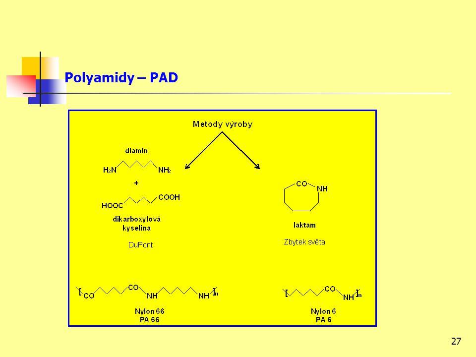 27 Polyamidy – PAD