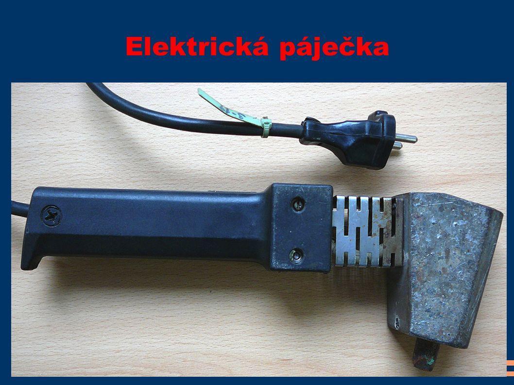 Elektrická páječka