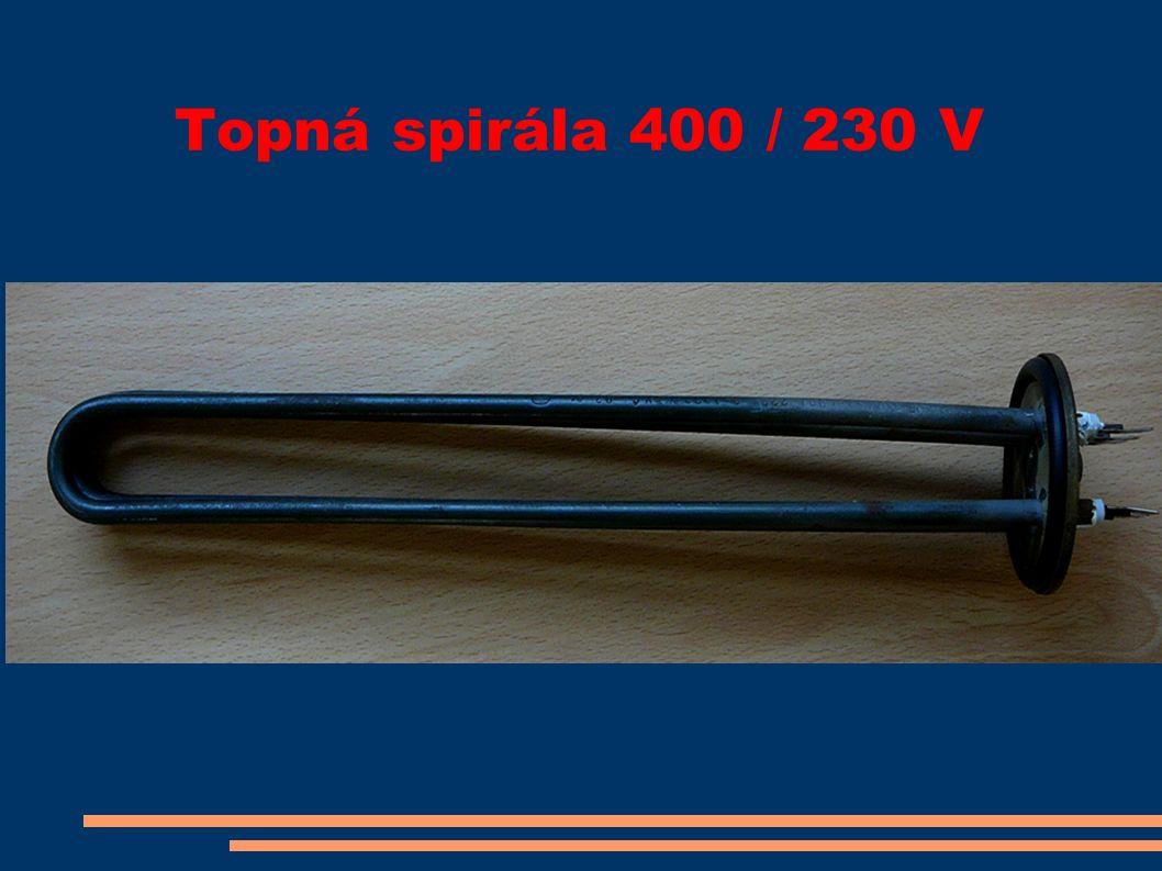 Topná spirála 400 / 230 V