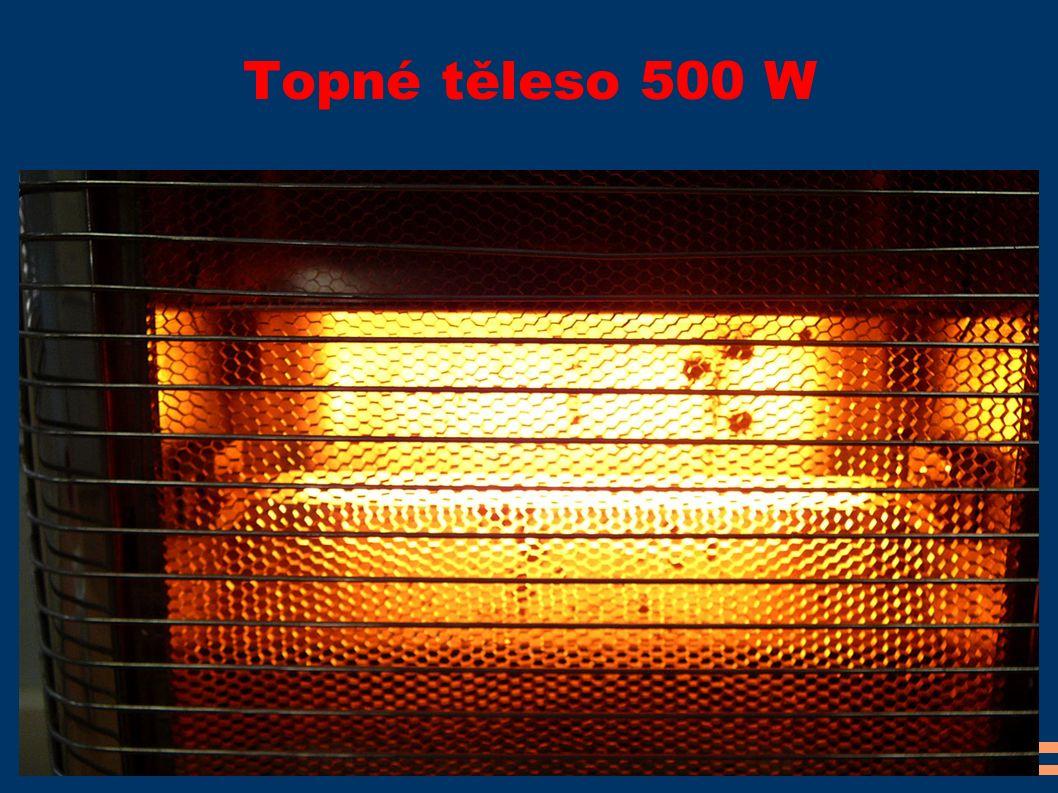 Topné těleso 500 W