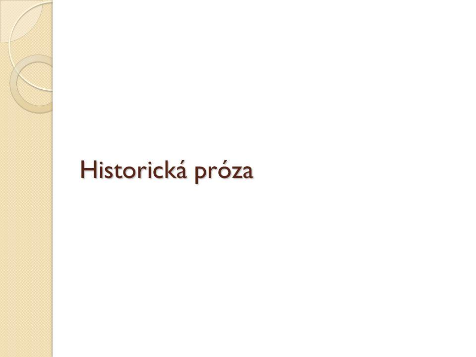 Historická próza