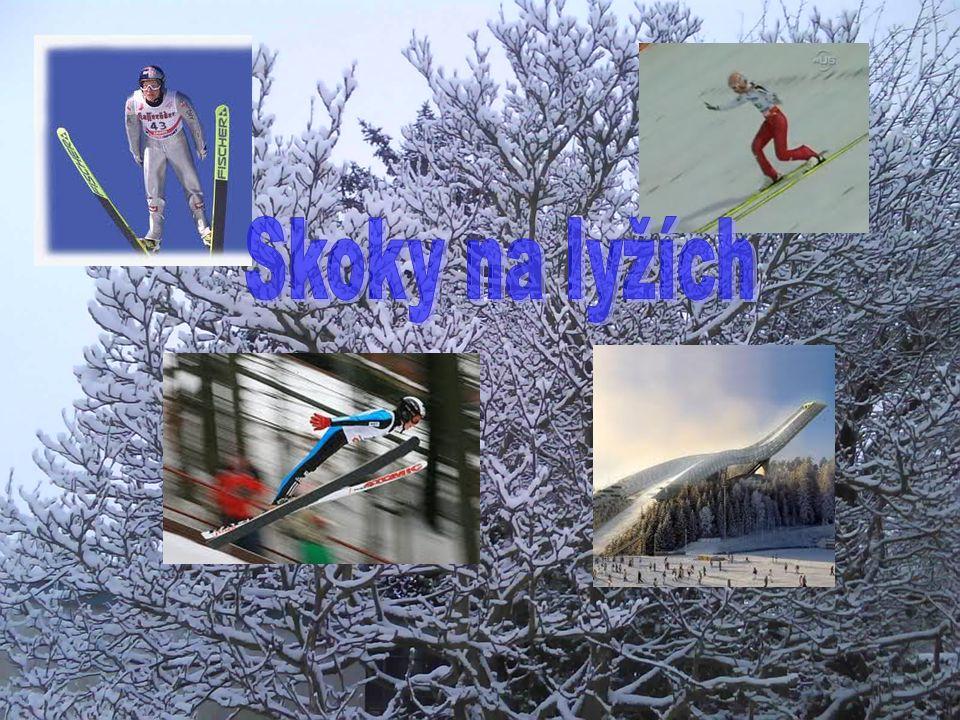 Co jsou to vlastně skoky na lyžích.