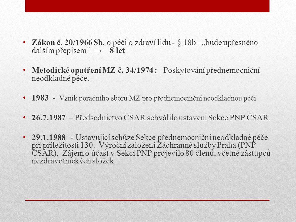 I.Programové prohlášení. II.