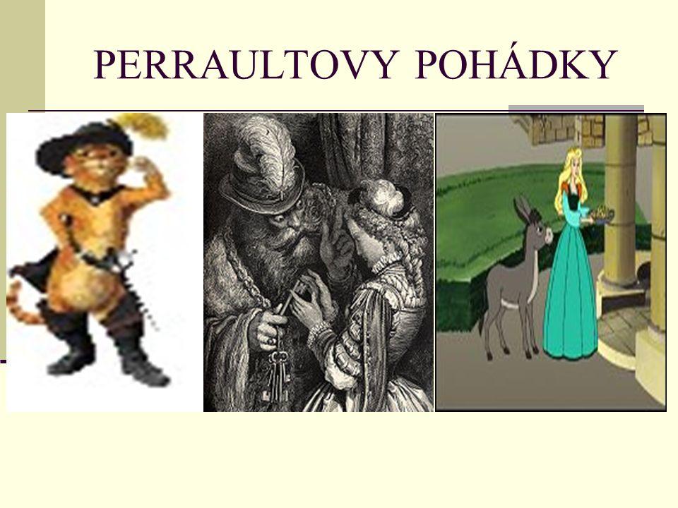 PERRAULTOVY POHÁDKY