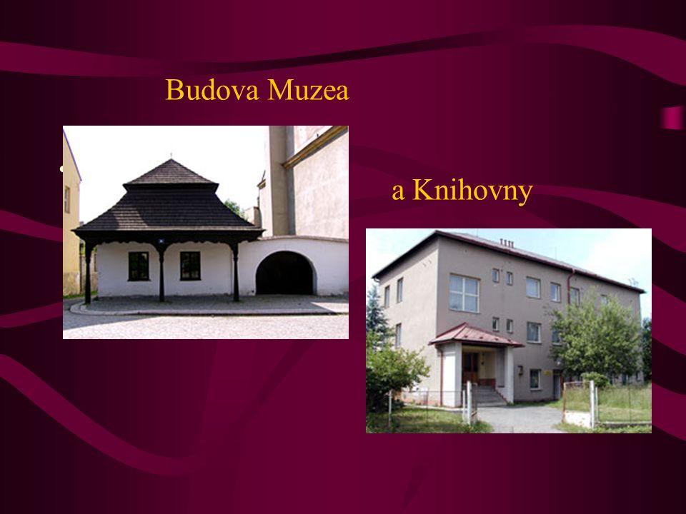 Budova Muzea a Knihovny