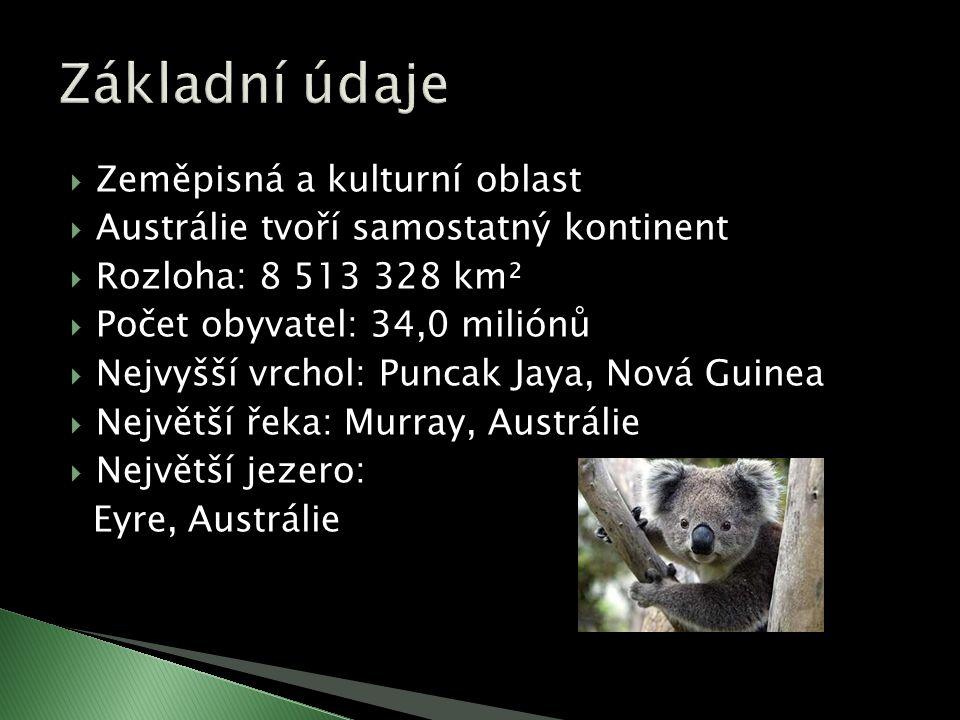  Austrálie  Federativní státy Mikronésie  Fidži  Kiribati  Marshallovy ostrovy  Nauru  Nový Zéland  Palau  Papua-Nová Guinea  Samoa  Šalamounovy ostrovy  Tonga  Tuvalu  Vanuatu