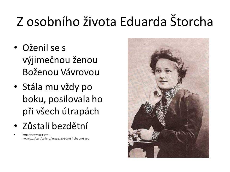 EDUARD ŠTOECH -archeolog Potřebné znalosti získal samostudiem Vlastní archeologické výzkumy podložil praxí, pracoval v Praze a na Mělnicku Poznatky takto získané využil při psaní knih pro mládež, tímto se proslavil i v zahraničí.