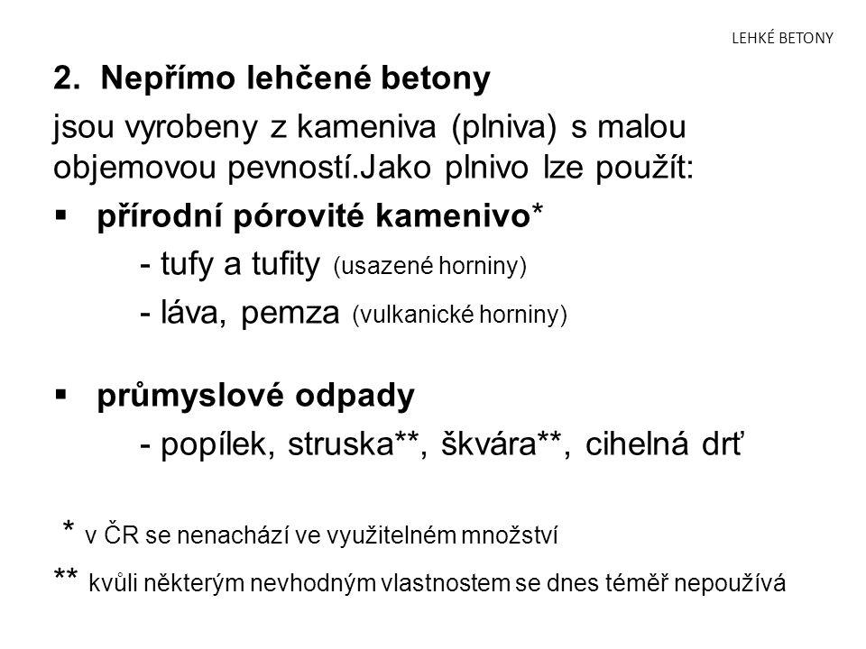 LEHKÉ BETONY 2.