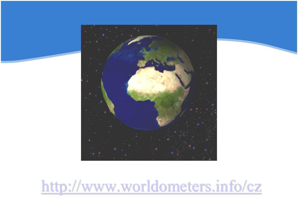 http://www.worldometers.info/cz