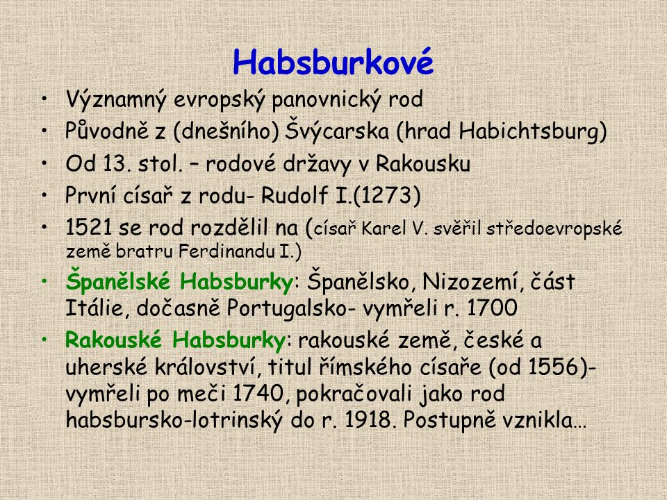 """Pražská defenestrace 23.5.1618 deputace protihabsburské opozice na Hrad- akce zřejmě naplánovaná, nikoli spontánní Po improvizovaném soudu s místodržícími (tehdejší """"česká vláda ) byli vyhozeni z oken Vilém Slavata z Chlumu, Jaroslav Bořita z Martinic, sekretář Filip Fabricius Všichni pád na hromadu odpadků přežili a uprchli Jejich přežití využila protireformační propaganda jako zázrak Panny Marie ve prospěch nevinných"""