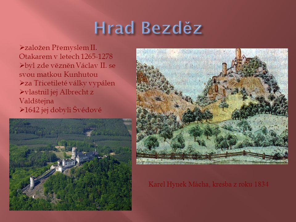 založen v 11.století na místě velkomoravského hradiště v 17.